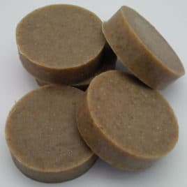 Tuff Enuff <br><small> Bay Rum Shaving Soap</small>