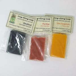 Soap Samples <br><small>Guest/Travel Soap</small>