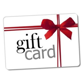 Gift Card <br><small>eGift Card</small>
